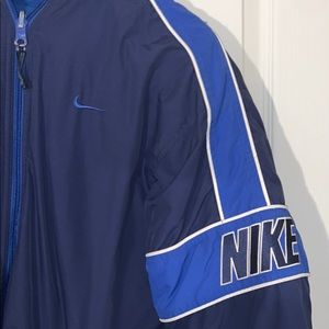 Vintage Reversible Nike ski jacket